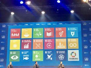 SDGs bei den Bits & Pretzels