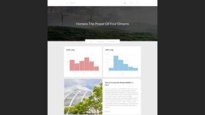 VERSO CSR Hub Online Profil für Berichterstattung Beispiel