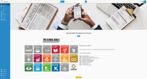 SDG VERSO Software Dashboard