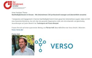 CSR-Software-BVMW-Event